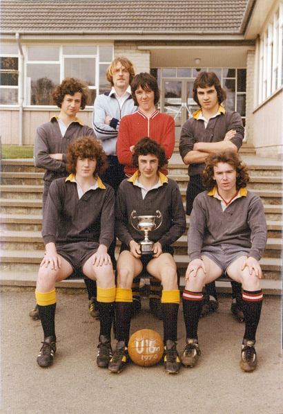 U16 Six a Side Football Team 1976